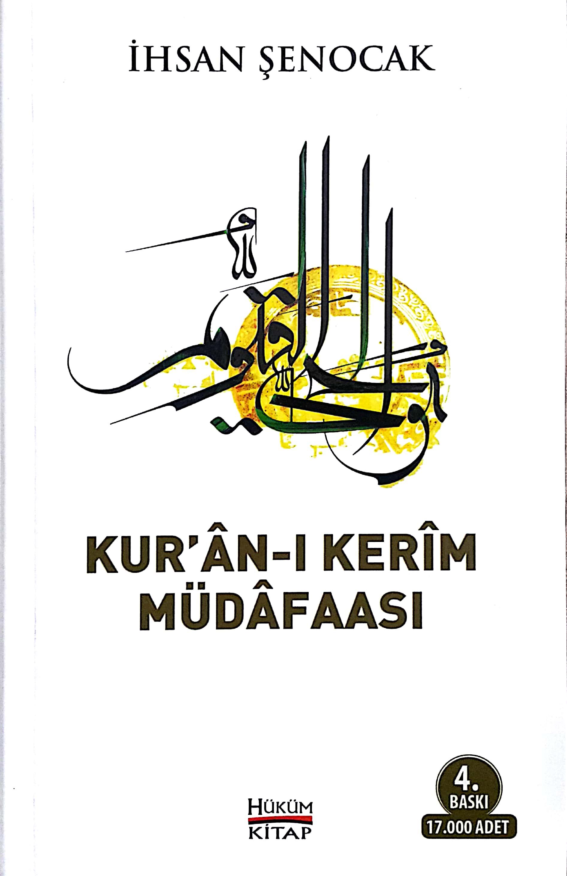 Kur'an-ı Kerim Müdafaası; Katolisizmi Olmayan İslam'ın Protestanca Okunuşlarına Karşı